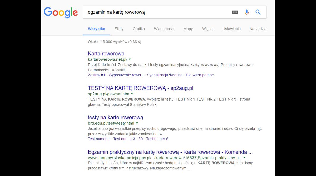 f01e5d55b 14 sposobów wyszukiwania w Google, których 95% z Was nie zna - blog ...