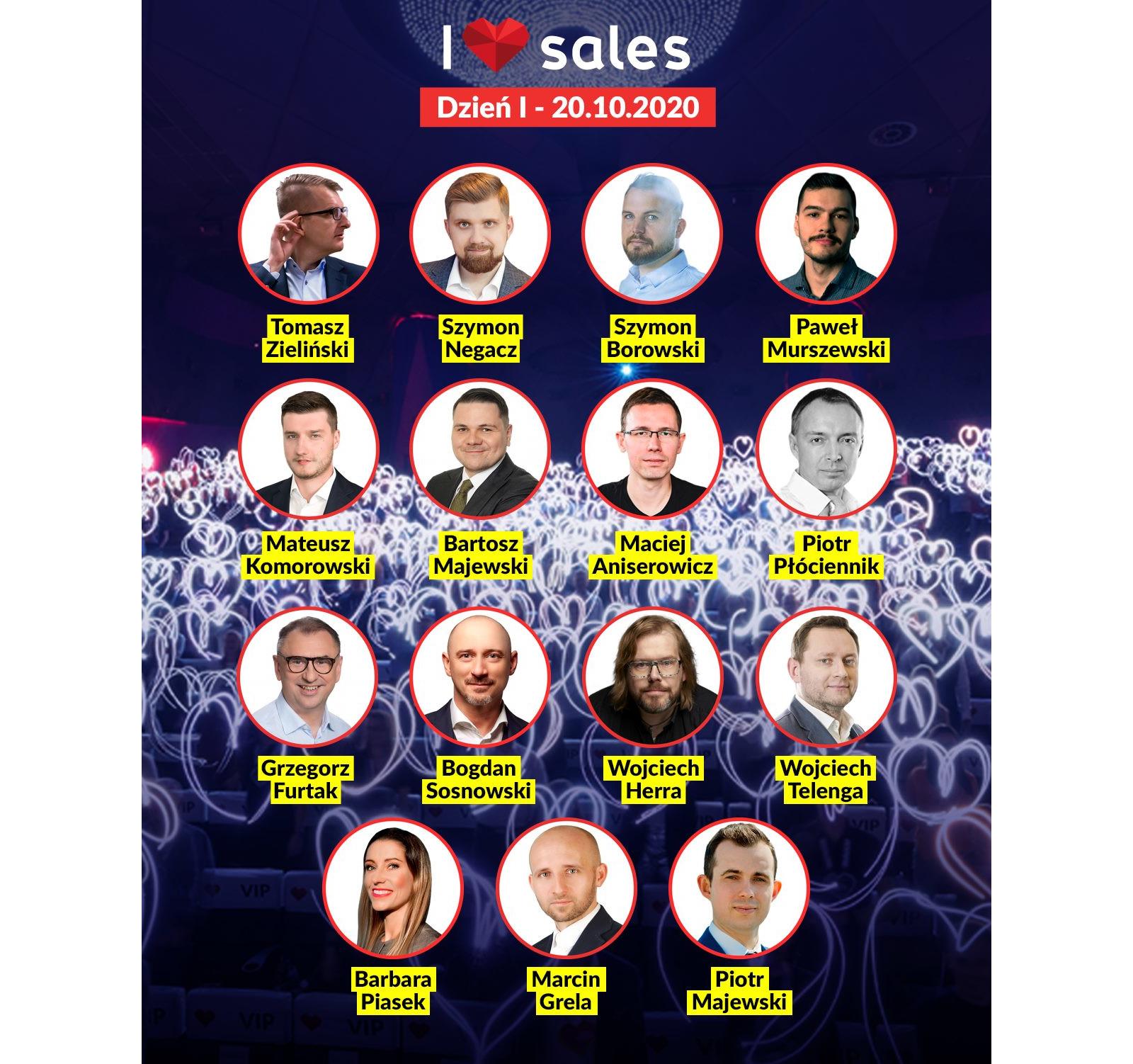 I love sales 10 2020