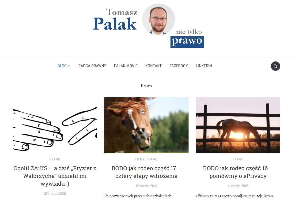 5701de3fb9f11 TOP 15 Blogów Prawniczych Polsce - blog widoczni
